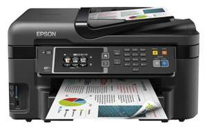 Amazon Blitzangebot Epson WorkForce WF-3620DWF ~100€ / Idealo ~118€