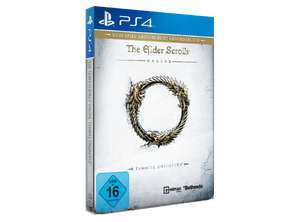 The Elder Scrolls Online : Tamriel Unlimited (Steelbook Edition) für 9,99€ (PS4) [Saturn.de]
