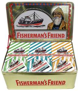 Fishermans Friend Mund-Deodorant in der Nostalgiedose für 52,69€ bei den Amazon Blitzdeals