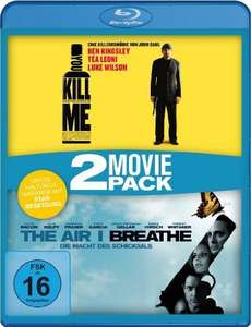 You Kill Me/The Air I Breathe - 2 Movie Pack [Blu-ray] für 4,00 € (Amazon Prime) - sonst + 3 € VSK
