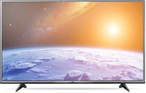 LG 55UH6159 (55 Zoll) Fernseher (Ultra HD, Triple Tuner, Smart TV) [Energieklasse A+] (Prime)