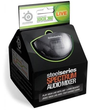 (OneDealOneDay) SteelSeries Spectrum Audio Mixer für Xbox 2x zum Preis von einem € 3,28 inkl. VSK statt 1x 8,61€