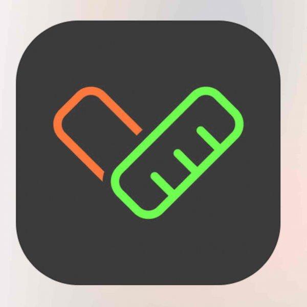 [iOS] VisualRuler kostenlos statt 1,99€