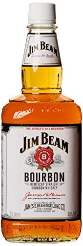 Jim Beam Weiß Kentucky Straight Bourbon Whiskey (1 x 1.5 l)  amazon 16,59€