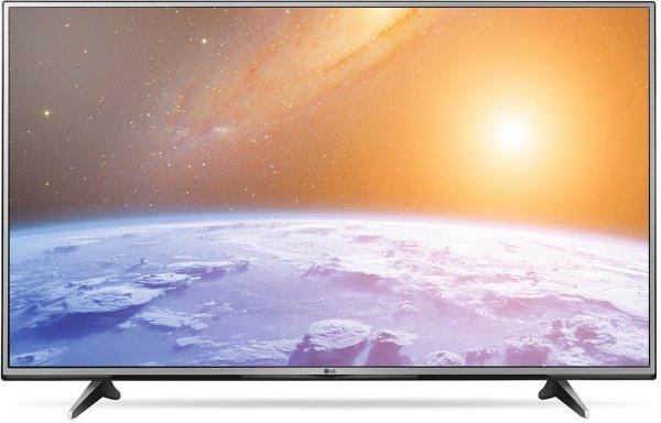 LG 55UH6159 139 cm (55 Zoll) Fernseher (Ultra HD, Triple Tuner, Smart TV) [Energieklasse A+]