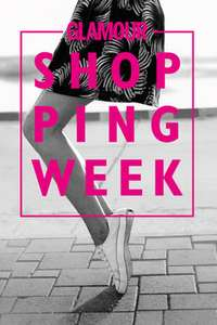 Glamour Shopping Week vom 30.09. - 08.10.2016