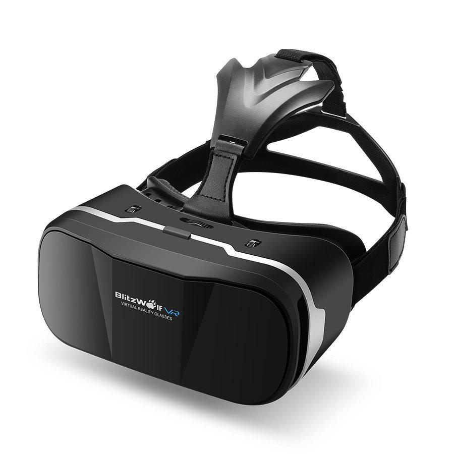 """BW-VR3 3D VR Brille 3.5-6.3"""" Smartphones @banggood"""
