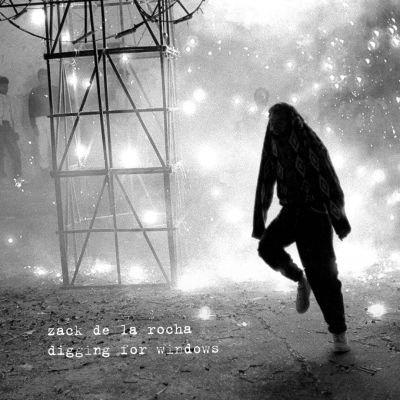 """Zack de la Rocha verschenkt Solo-Single """"Digging For Windows"""""""
