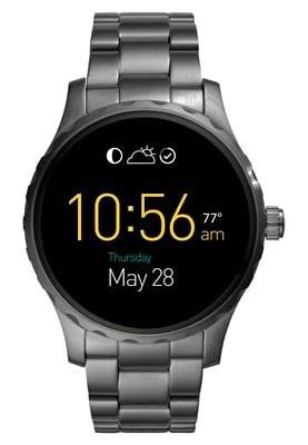 [Zalando] Fossil Q Marshal Smartwatch Grau