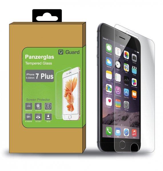 """Amazon - Kostenlose iPhone 7 Plus Panzerglasfolie nur für diejenigen, die noch nie mit dem Code """"iguardi7"""" bestellt haben"""
