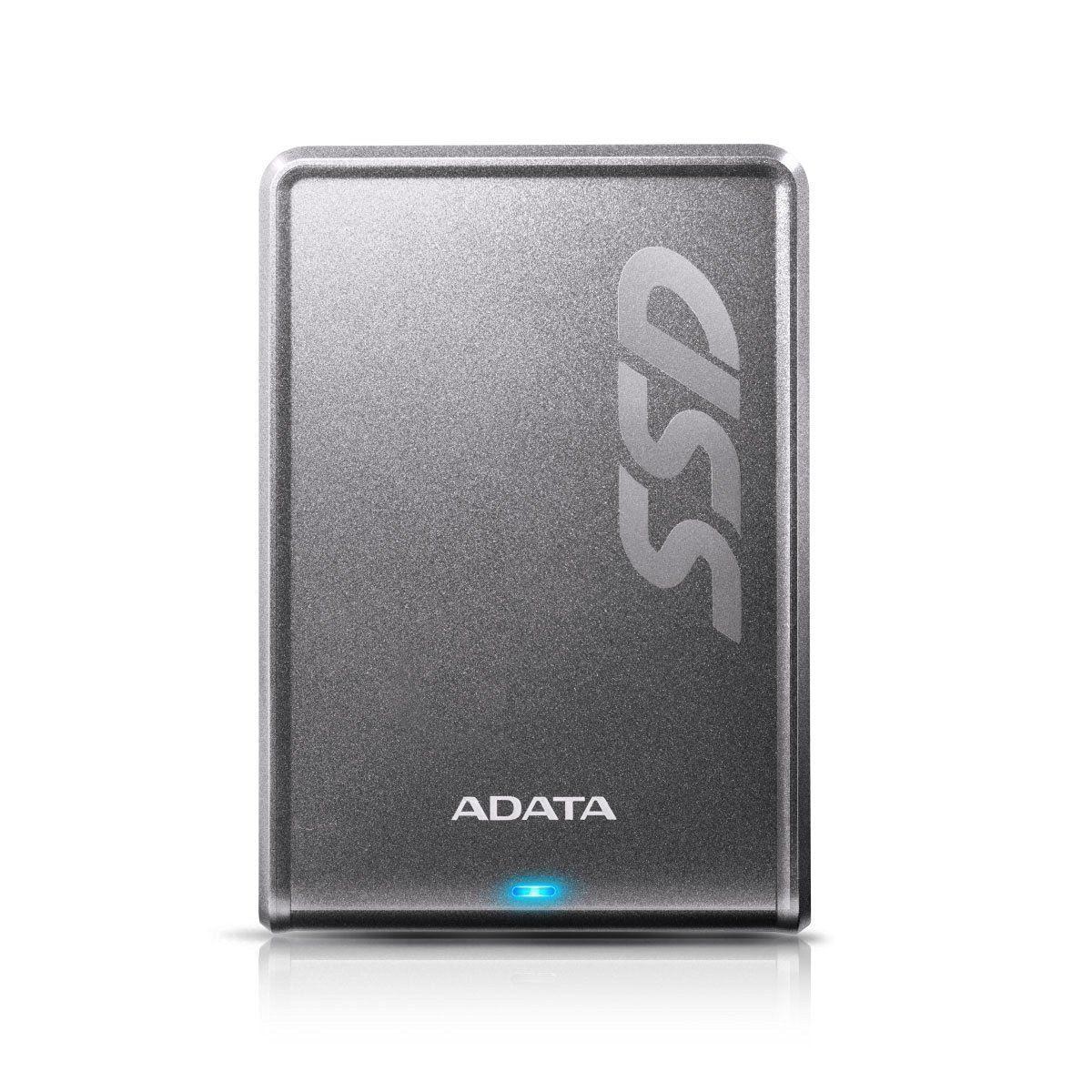 [Externe SSD] ADATA SV620 USB 3.0 240GB  Lese und Schreibgeschwindigkeit bis zu 410MB/s für 66,90 € statt 78,37 €