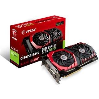 GTX 1070 MSI Gaming 8G
