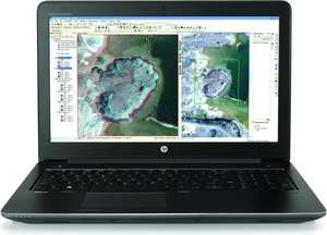 (Workstation Notebook) HP ZBook 15 G3