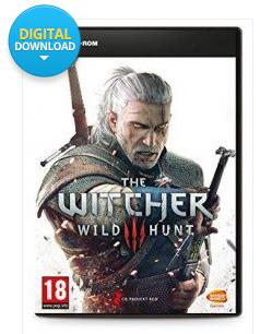 The Witcher 3: Wild Hunt PC (@CDKeys)