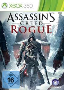(Deals with Gold XBOX 360) AC: Rogue 7,99€ oder Dark Souls 1 / 2 für je 4,99€