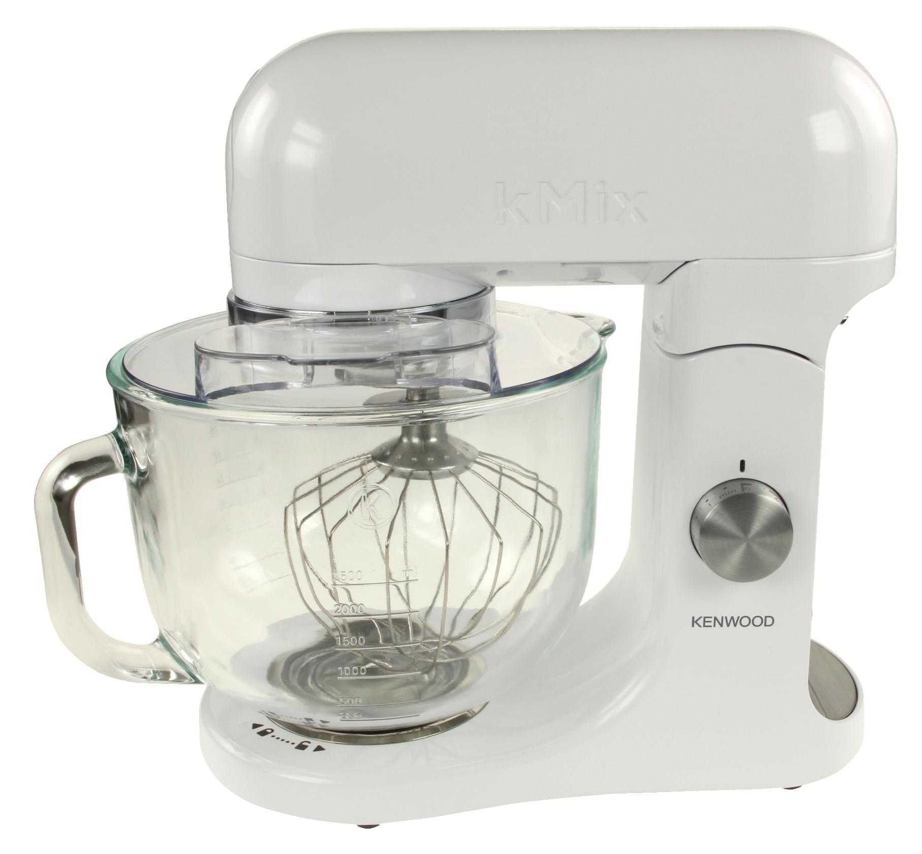 [Update] Kenwood kMix KMX50WG Küchenmaschine Kokosnussweiß mit Glas Rührschüssel