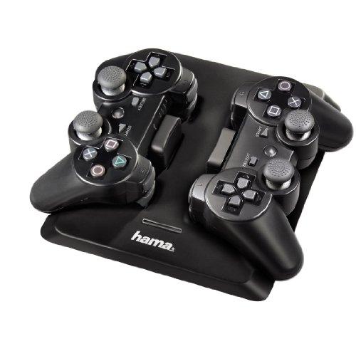 "Hama ""Fluxity"" PS3 Dual-Induktionsladegerät für nur 8,77€ inkl. Versand"
