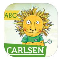 App `Das tierische ABC - die Welt der Buchstaben´ von Carlsen kostenlos für [iOS]