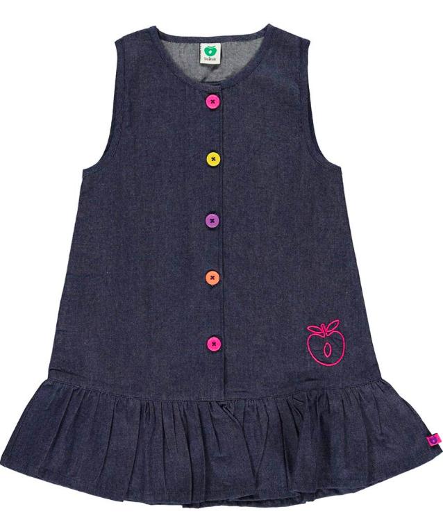 Farbenfrohe Mode von Smafolk im Sale bei [Nakiki] z.B. Denim Kleid für 11,89€ inkl. VSK