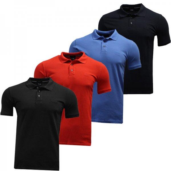 Hugo Boss Poloshirt Hemd Herren Regular Fit Ferrara Shirt Neu Gr.S-XXL