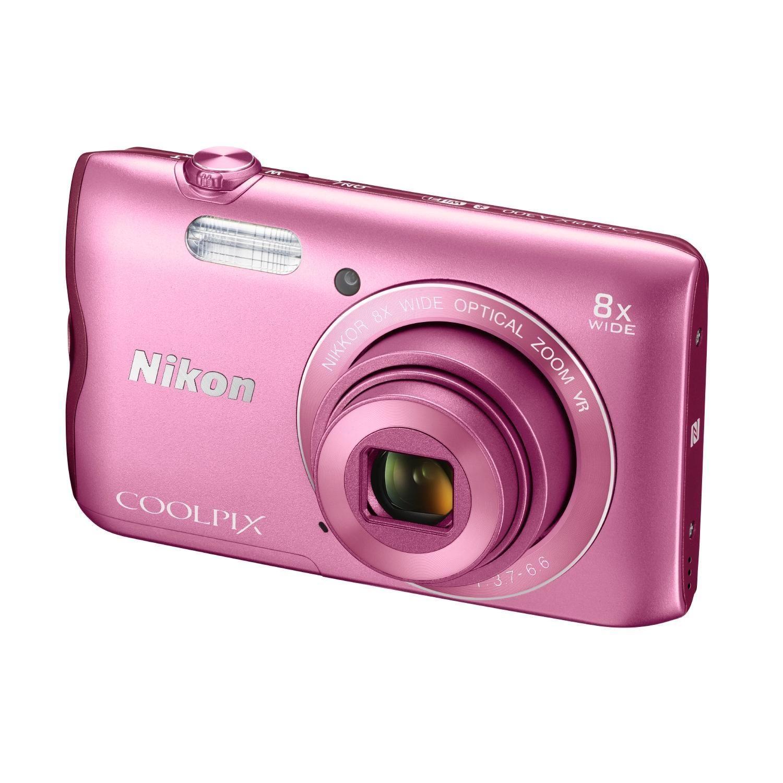 Nikon COOLPIX A300 Digitalkamera pink - ebay - cyberport
