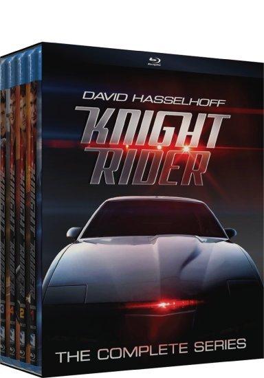 [Amazon.com] Knight Rider Komplette Serie - Bluray