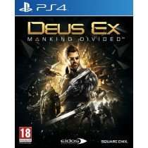 (TGC) Deus Ex: Mankind Divided (PS4) für 37,70€