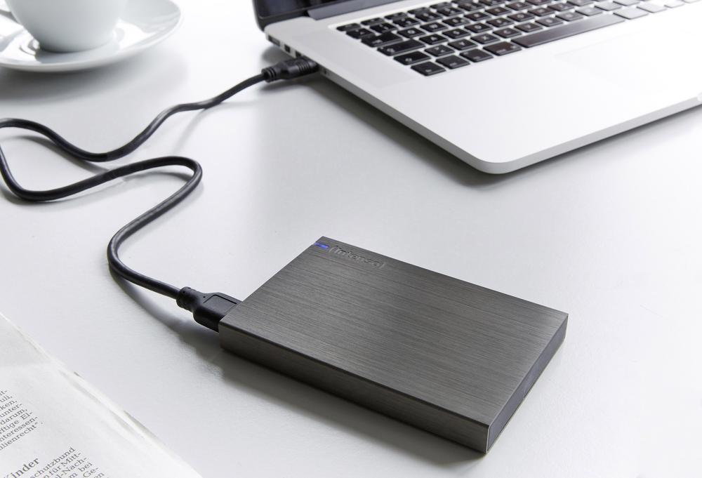 "Intenso Memory Board Gun, 2.5"" externe Festplatte, 1.5 TB, 54.- EUR [SATURN]"