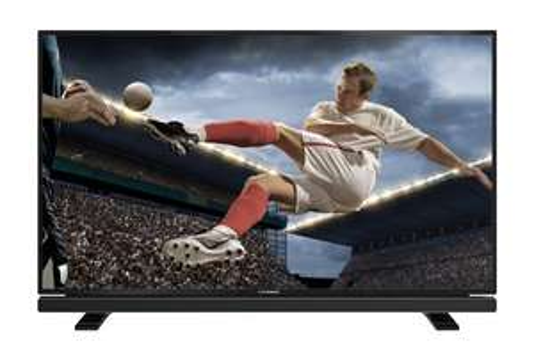 Grundig 49 GFB 6621 124 cm (49 Zoll) Fernseher (Full-HD, HD Triple Tuner, DVB-T2 HD, Smart TV) schwarz [Energieklasse A+]