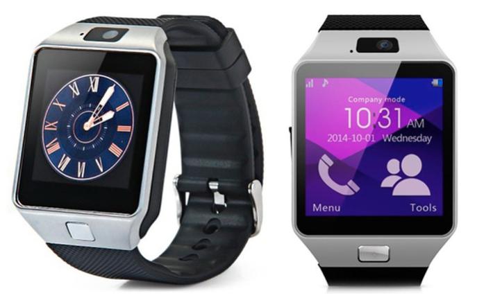 Smartwatch mit Smartcam in Wunschfarbe für 29,90€ inkl. Versand