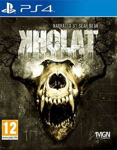 (Zavvi) Kholat - Playstation 4 für 15,38€