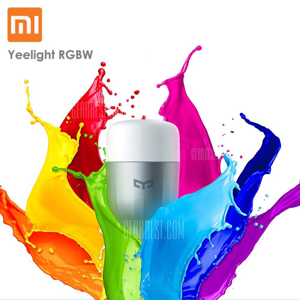 Xiaomi Yeelight (E27 - LED - per WLAN Steuerbar) ab dem 25.09. auf Lager