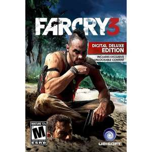 Far Cry 3 Deluxe Edition STEAM - 6,39 €