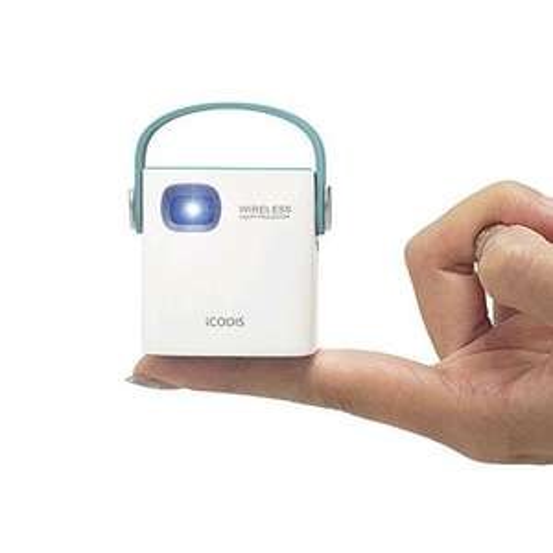 [Amazon] iCODIS CB-100W mobiler Mini - Beamer für