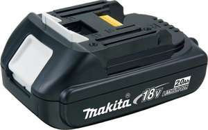 [Amazon.co.uk] Makita BL1820 18 V 2Ah LXT Li-Ion Akku