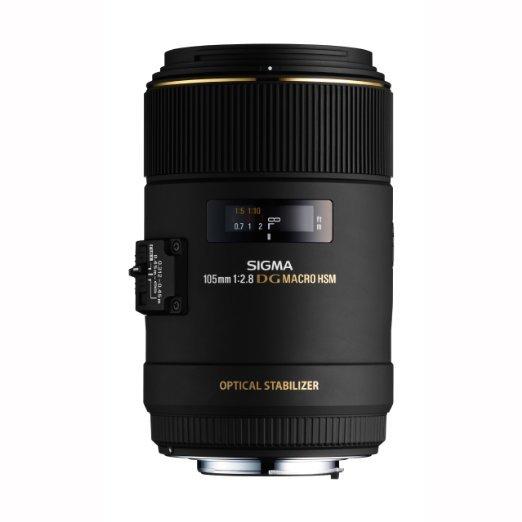 [Amazon/Saturn] Sigma 105mm Makro 2.8 EX DG OS HSM (Canon & Nikon) zu einem guten Kurs!