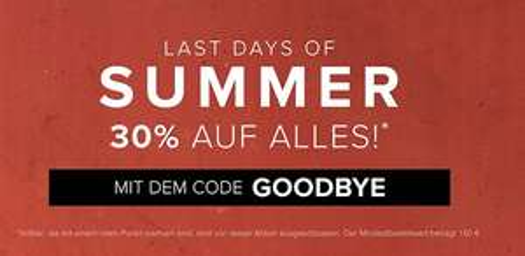 30% Rabatt auf Alles bei frontlineshop.de