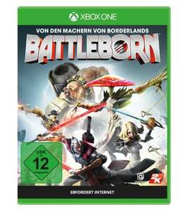 amazon Battleborn - [Xbox One & PS4]