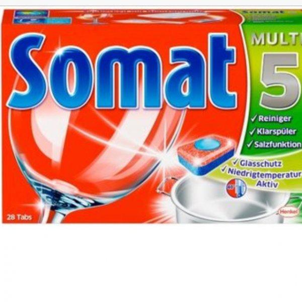 [Thomas Philipps] Somat Multi 5 (28 Geschirrspültabs)