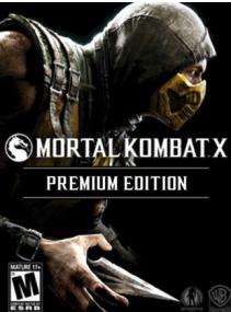Mortal Kombat X - Premium Edition (Basisspiel + Kombat Pack) (Steam) für 4,93€ [CDKeys]