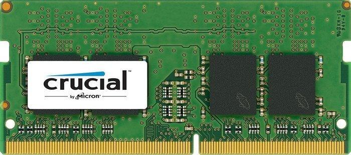 Crucial SO-DIMM 8GB DDR4-2133 (CL15) für 26,99€ [Saturn Abholung]