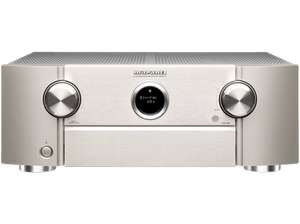 (Saturn Online) Marantz SR6010 7.2 AV-Receiver (7x 185W, Bluetooth, Spotify connect, Airplay, Phono, 7-HDMI Eingänge, 2-Ausgänge) Silber inkl. VSK