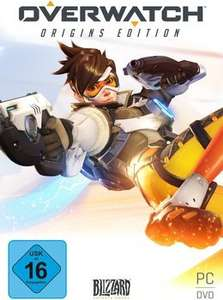 [cd-keys.com] Overwatch - Origins Edition PC für 34,00€