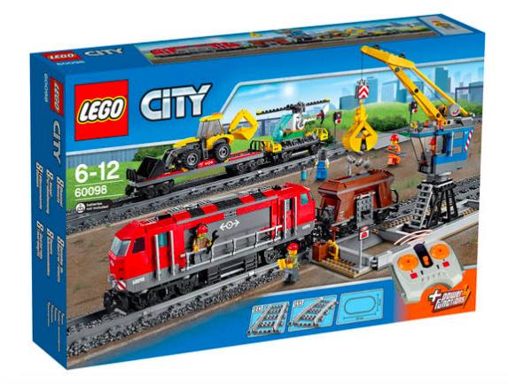 Sonntagsangebote: LEGO City Schwerlastzug 60098 für 114,74€ bei [GALERIA Kaufhof] statt ca. 127€