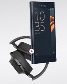 Xperia X Compact oder XZ: Gratis Sony Kopfhörer