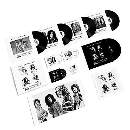[Amazon.es] The Complete BBC Sessions / Super Deluxe Edition Box (3CD & 5LP) Led Zeppelin (Artista) für 50,40 Euro