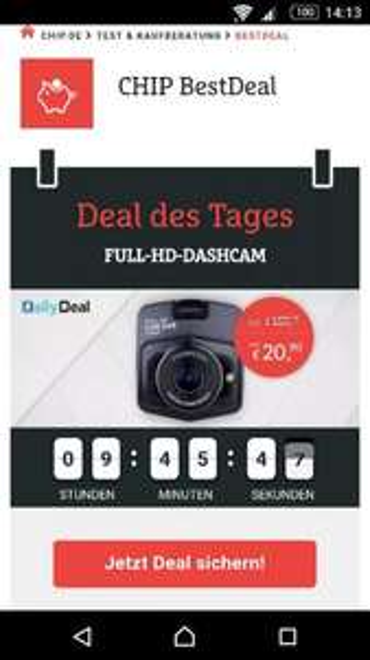 Full-HD Dashcam