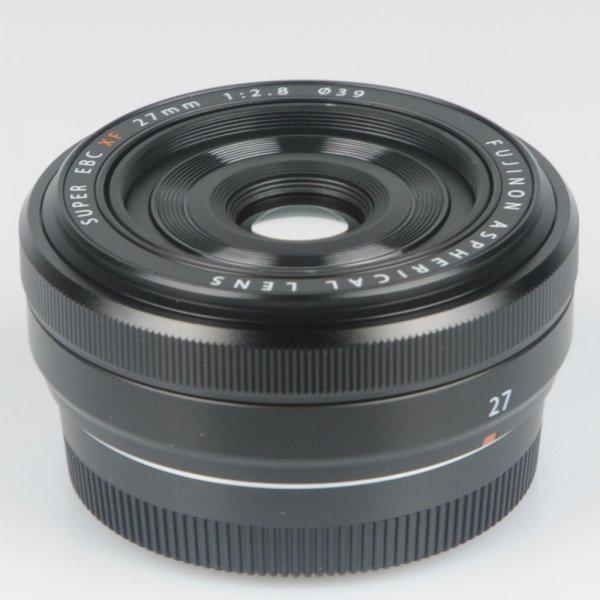 [ebay] Fujinon XF 27mm F2.8 R - schwarz für 175,99€ / Idealo: ab 388,90€ - aus Frankreich
