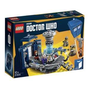 Lego Ideas 21304 Dr. Who Tardis 44,98 € inkl. VSK [amazon.it]