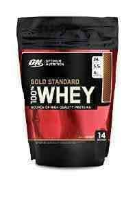 OPTIMUM NUTRITION WHEY GOLD CHOCOLATE 450g reduziert